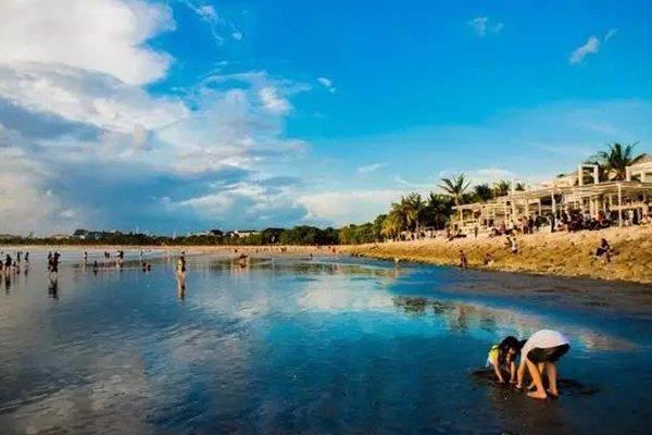 【畅享巴厘】巴厘岛6日5晚半自助双飞·乌鲁瓦图情人崖+360度海景下午茶+库塔海滩