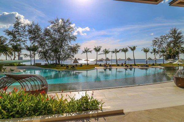 越南富国岛6日5晚半自助双飞·上海往返 全程国际五星海边度假酒店