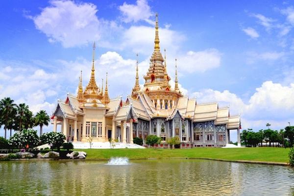 【尊尚純玩】泰國曼谷芭提雅5晚6日游(常州往返,散拼)