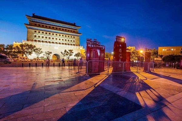 【白金度假】北京天安门广场+故宫博物院+八达岭长城+颐和园4日游