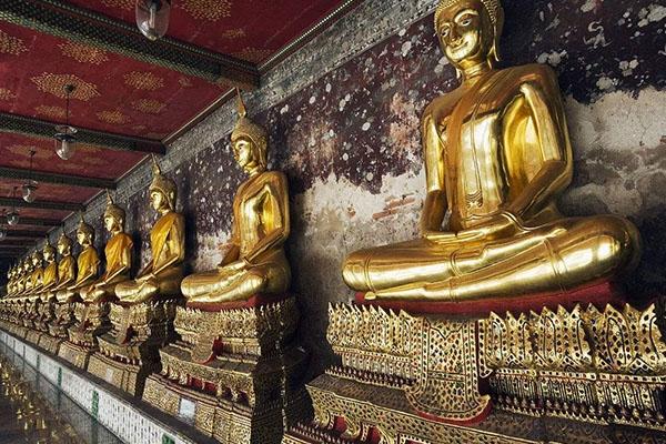 【乐享·泰风光】泰国6日5晚跟团游双飞·曼谷+芭提雅+升级三晚国五酒店+常州往返