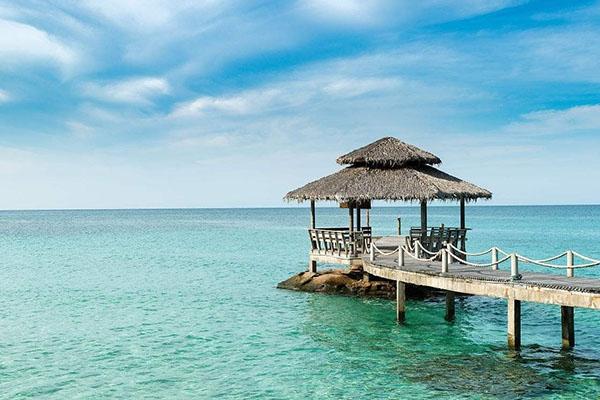 泰国普吉岛+斯米兰6日5晚跟团游(SL海蓝之谜)