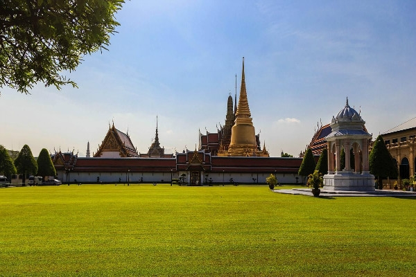 【乐享·泰好玩】泰国曼谷、芭提雅6日5晚跟团游直飞·大皇宫+东芭乐园+杜拉拉水上市场+金沙岛+富贵黄金屋+泰式按摩+神殿寺