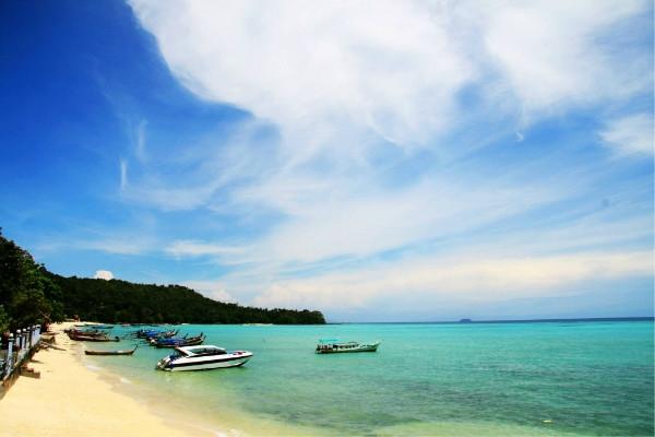 【奢华享受】泰国普吉岛7日6晚半自助游双飞·攀牙湾喀斯特群岛+割喉岛泛舟+月亮岛环岛游+泰式Spa
