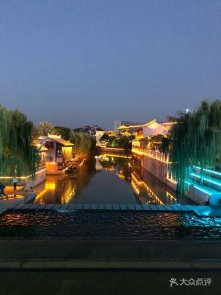 【散】海鲜巨无霸、泰州稻河古街 、天德湖公园休闲一日游
