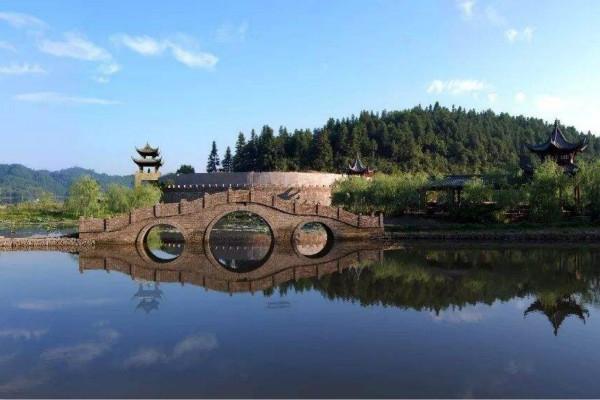 SQ平原花海瑶湾+梦回千年熹园+小桥流水理坑二日游