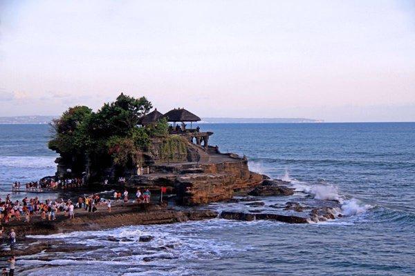 【乐享巴厘】巴厘岛6日5晚跟团游直飞·阿勇河漂流+蓝梦岛快艇出海
