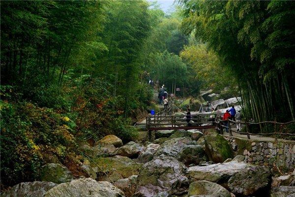 ——中国最美生态乡村,门票全含,纯玩无购物