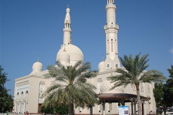 【休闲之旅】阿联酋5日4晚跟团游直飞·朱梅拉海滨浴场+谢赫扎耶德大清真寺+迪拜湿地火烈鸟公园