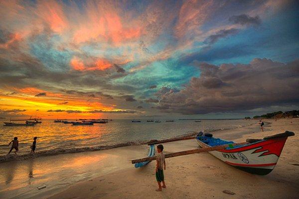无锡往返巴厘岛