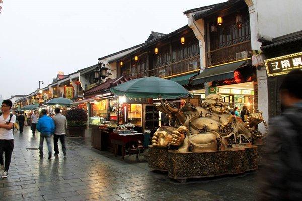 ———品杭州特色美食,赏杭城风光