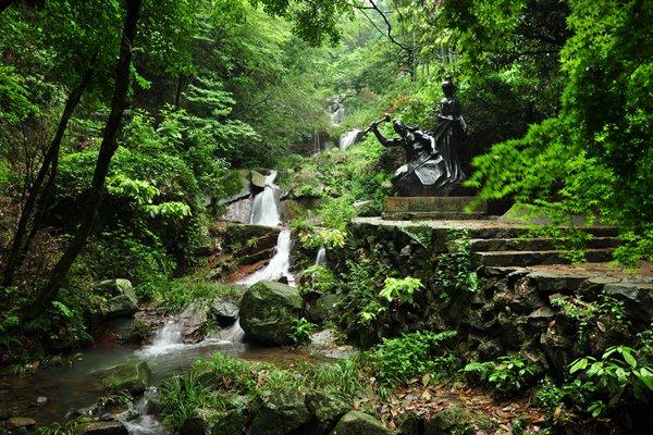 【散】莫干山,下渚湖,南浔古镇休闲二日游_旅游线路