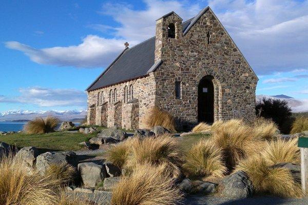 【冰火两重天】新西兰8日跟团游·雅芳河+梯卡坡小镇+瓦纳卡湖+玛塔玛塔小镇