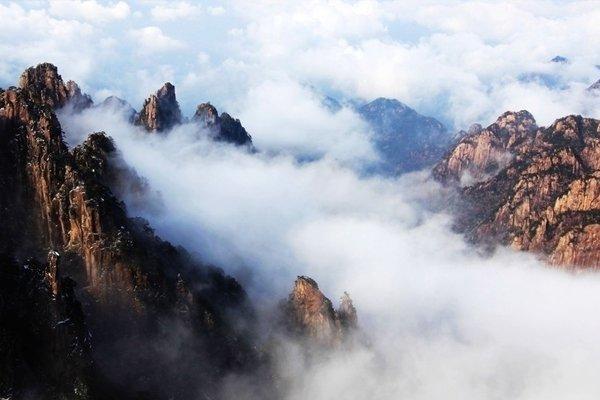 【Family亲子游】新安山庄+黄山飘雪温泉自驾二日