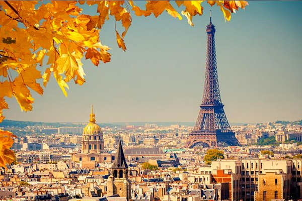 含指纹及机场往返接送,签证配套:法国