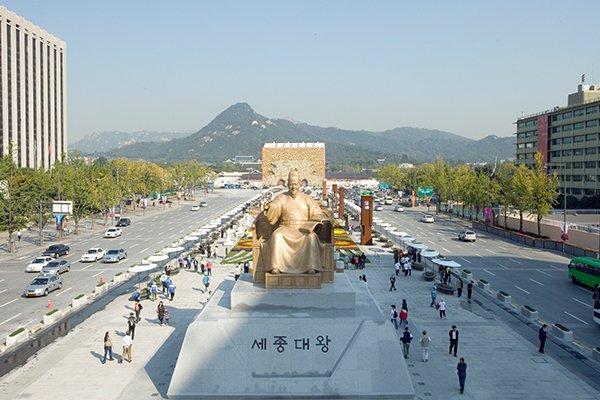 【纯玩双园半自助】韩国首尔5日高品半自助游(韩亚南京往返 散拼)