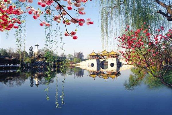 【烟花三月】扬州瘦西湖+东关街休闲一日游