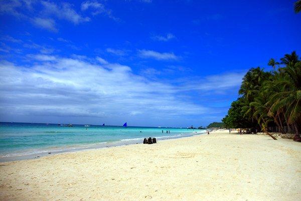 【悠闲菲律宾】菲律宾6日5晚跟团游直飞·马尼拉+长滩岛+自选活动