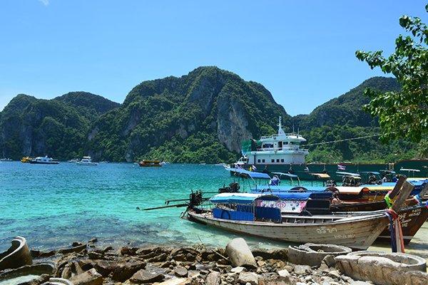泰国普吉岛7日5晚跟团游直飞·佛吉水舞泼水乐园 泰式按摩 珊瑚珍珠岛