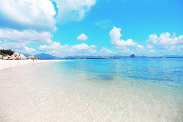 【海上派对】海南5日4晚跟团游·蜈支洲岛 呀诺达热带