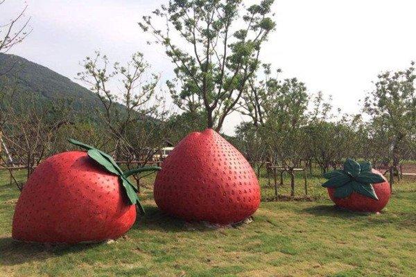 【亲子】大阳山植物园,隆力奇小镇,蒋巷村1日游