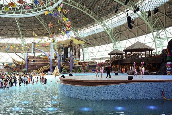 迪士尼挤爆!?来绍兴版迪士尼——东方山水乐园,满足你想要的一切!