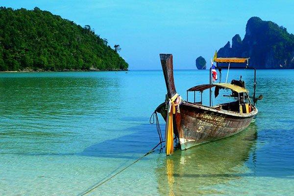 【情定普吉】泰国普吉岛5晚6日跟团游双飞.VIP私人帆船游艇出海