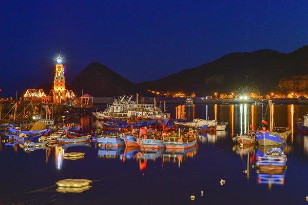 上海口岸 国航往返