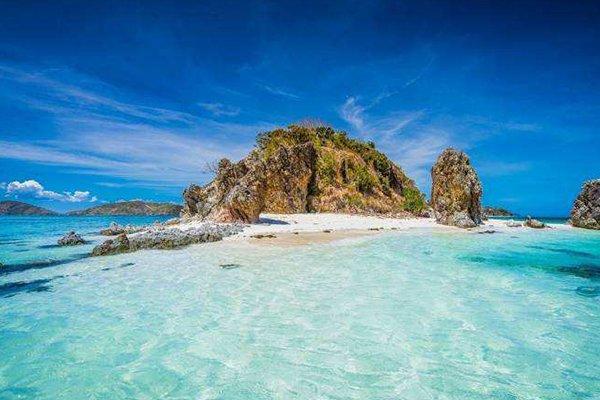【梦幻水晶】长滩岛5日4晚半自助直飞·圣母礁岩 1日自由活动.
