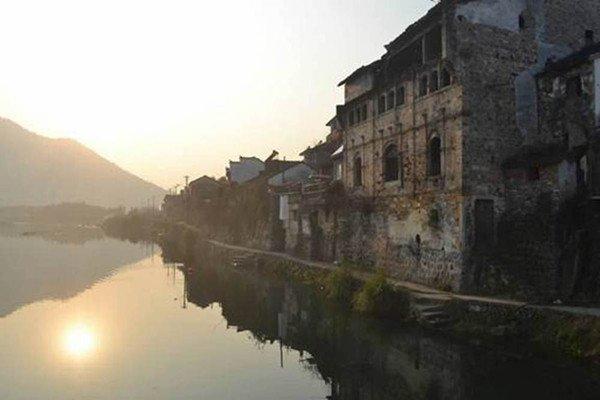 【休闲古镇】浙江柳溪江+凉源峡漂流+河桥古镇二日游