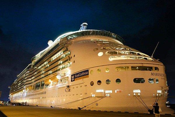 5月2日  皇家加勒比 海洋水手号  上海-海上狂欢节-上海  4天3晚