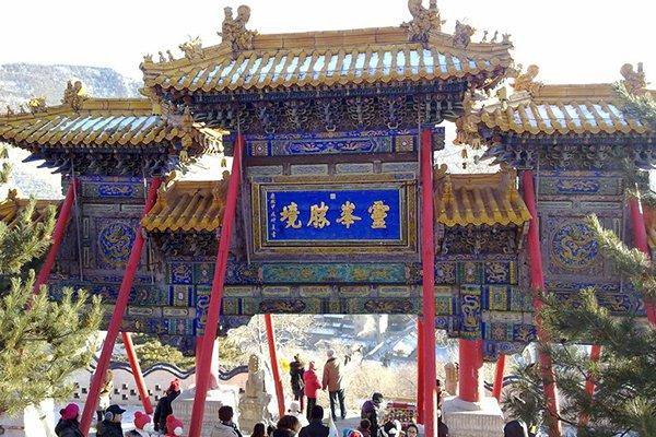 【美丽乡村漫步】安吉高家堂+灵峰胜境+百草原超值二日游.赠小礼品