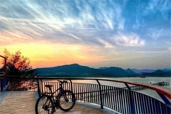 【休闲度假】浙西大明山+神龙川+水上森林青山湖二日游