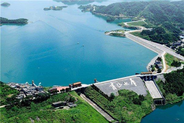 【农家乐】临安青山湖+琴湖飞瀑+太湖源(小九寨沟) 二日游