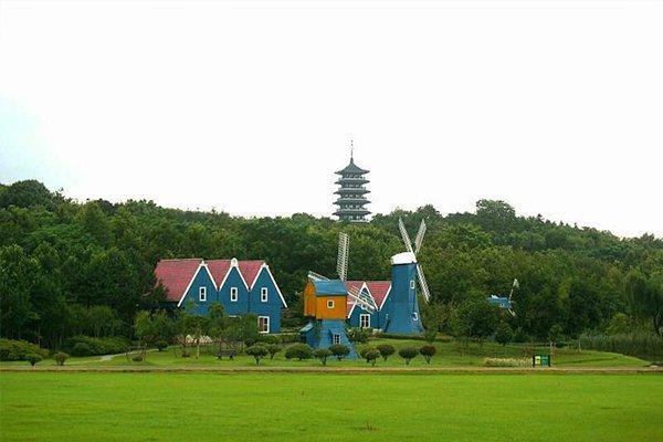【绿野仙踪】宜兴龙背山森林公园,龙池山风景区,澄光禅寺一日游
