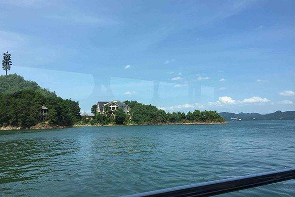 黄山千岛湖四日游