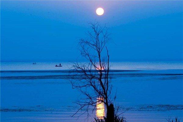 L135 中国第四大淡水湖---洪泽湖   水斧城    铁山寺一日游