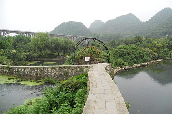 江山】貴州貴陽全景6日5晚跟團游雙飛·小七孔風景區