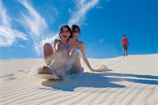 【私享家定制系列】西澳8日5晚跟团游双飞·天鹅谷+弗里曼特尔+快艇激流冲浪