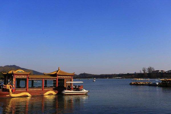 【纯玩南京】南京牛首山胜境+玄武湖赏风光一日游