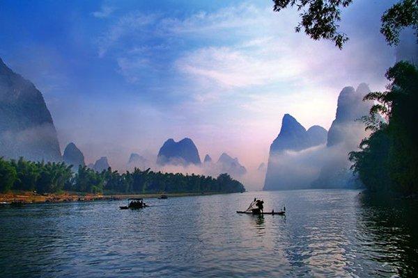 【千奇桂林】桂林5日4晚跟团游·南溪公园+漓江风景区