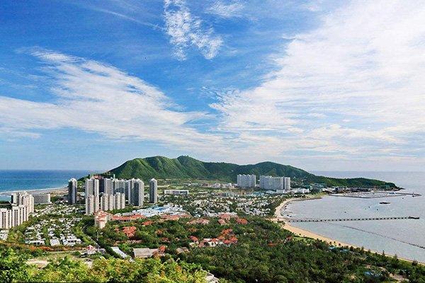 【小资情调】海南5日4晚跟团游双飞·蜈支洲岛 南山文化苑 天涯海角