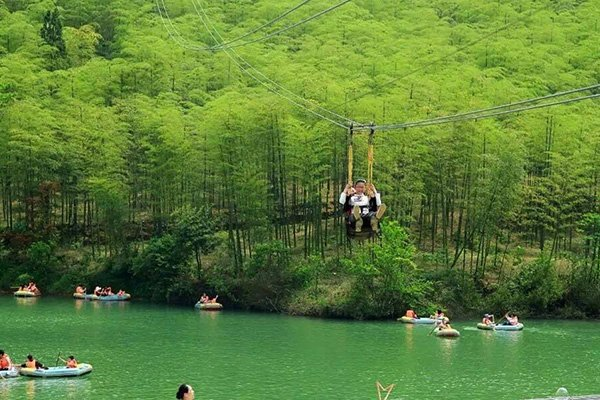 【夏令营】浙江湖州3日游·小小印第安荒野求生挑战营