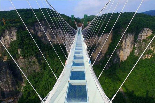 张家界玻璃桥