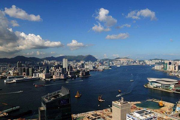 【全港独家】香港4日3晚半自由行·海洋公园+海龙明珠号夜游维多利亚港+黄大仙庙+1天自由活动