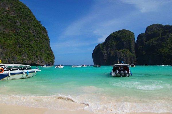 【优品普吉】泰国普吉7日5晚半自助双飞·帝王岛+情人沙滩+1天自由活动