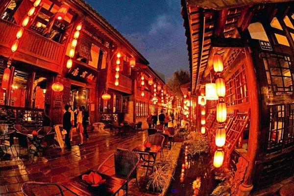 【玩转成都】成都5日4晚半自助双飞·都江堰+街子古镇+熊猫基地+宽窄巷子+锦里+1天自由活动