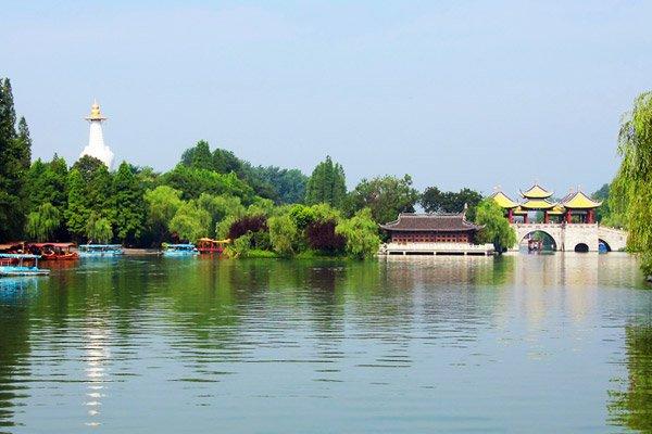【湖光山色】扬州瘦西湖+东关街经典休闲一日游
