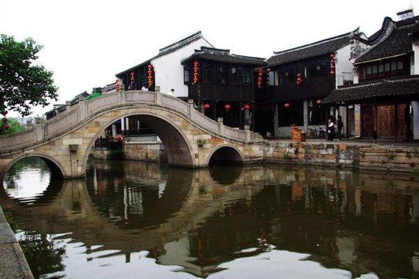 【夜色月河】杭州西湖+西溪湿地+夜游月河古街+西塘休闲二日游