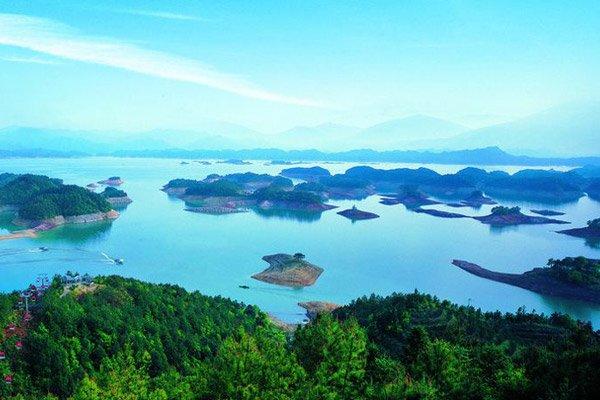 【自在休闲】瑶琳仙境+红灯笼外婆家+千岛湖休闲二日游